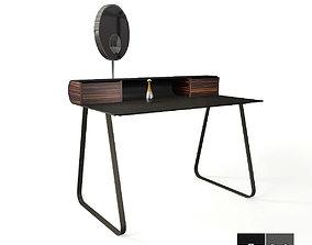 Beauty table Twist from Reflex Angelo - Design by 3D model