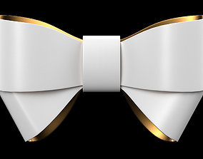 3D model game-ready Gift Bow