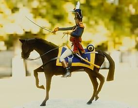Toussaint LOUVERTURE General Governor of Saint Domingue 3D