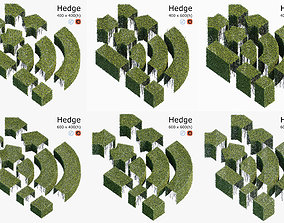 hedge collection 3D
