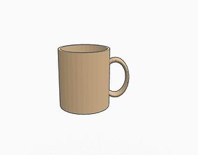 Water Cup 3D printable model