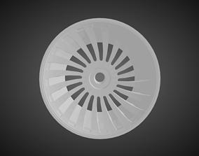 3D printable model Forgiato Autonomo rims for Hot Wheels