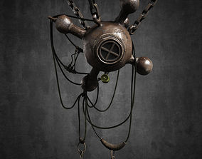3D model fantasy object 06 AM153