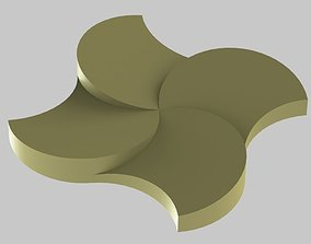 3D print model Modular Structure Panel 01