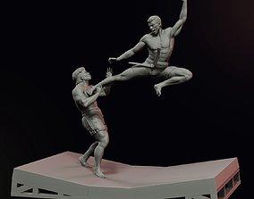 BLOODSPORT 3D print model