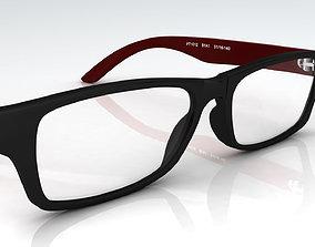 optic 3D printable model Eyeglasses for Men and Women