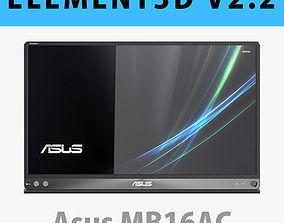 E3D - ASUS ZenScreen MB16AC model
