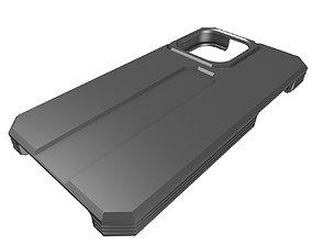 3D print model iPhone 12 Series Case Cyberpunk 4in1