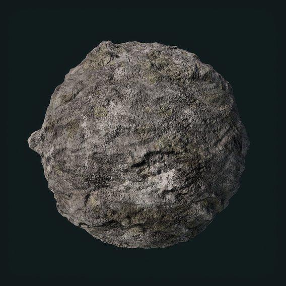 Rock seamless texture