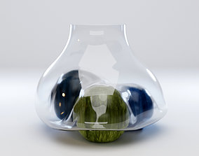 3D Esferico Vase
