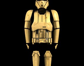 Star Wars Rogue One Shoretrooper 3D STL Print files