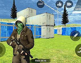 Los Angeles Crimes Online Unity Project For Sale 3D asset