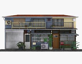 3D model AsakusaHouses