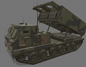 M270 MLRS 3D asset