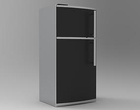 Refrigerator 3 3D print model