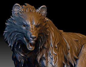 3D model Wolf highpoly
