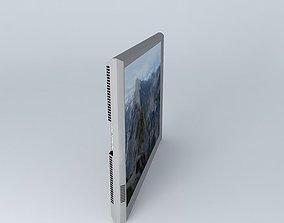 3D model flat panel TV
