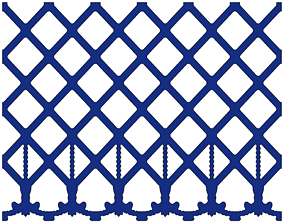 3D model M2 - Ornamental Panel