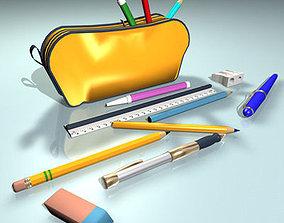 School case 3D