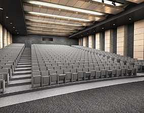 Auditorium Hall 3D model