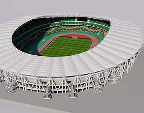 Ogasayama Sports Park Ecopa - Japan 3D