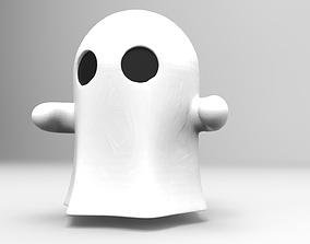 Nurbs Ghost 3D Print