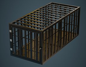 Cage 1A 3D model