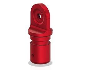 3D print model Insert Inner Tube Eye End Cap for Kayak 3