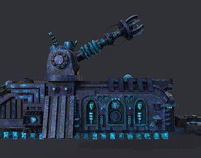3D asset future train
