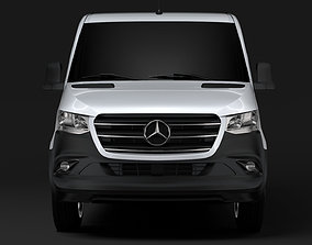 Mercedes Benz Sprinter Panel Van L1H1 FWD 2020 3D model