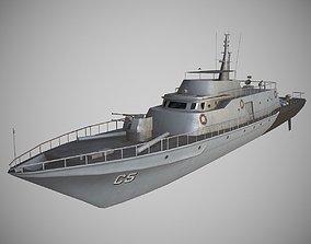 3D model Spica Class Patrol Boats