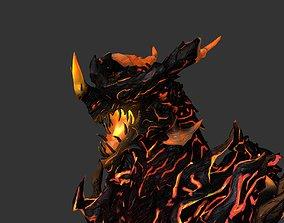 Dragon 3D animated