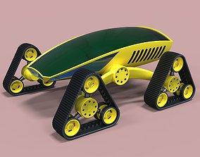 Rover future-challenge 3D model