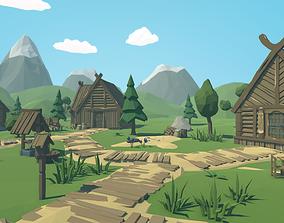 RPG Poly Pack - Lite 3D asset