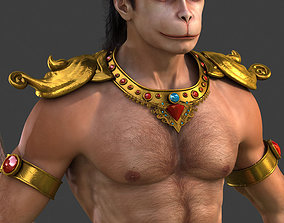Hanuman High Detailed 3D