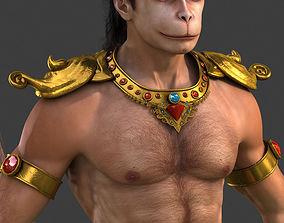 Hanuman High Detailed 3D