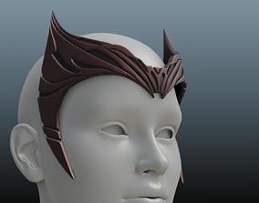 3D printable model Scarlet Witch tiara