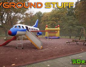 3D Playground Assets