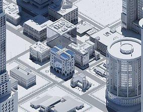 City Builder Kit 1 3D model