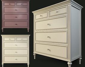 Dresser Riverdi The Werby 3D model