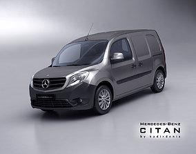 Mercedes Citan Van 3D