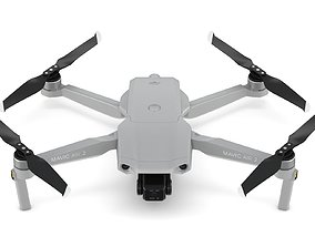 DJI Mavic Air 2 3D model