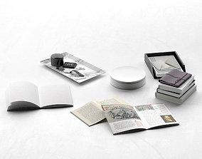 Desk Accessories 3D