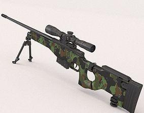 Sniperrifle 3D model