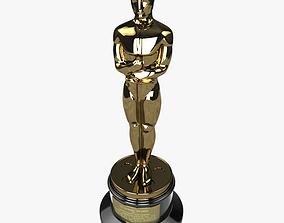 3D model Oscar Award
