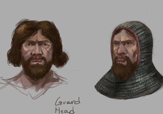 Guard Face