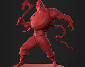 3D print model Viking animation