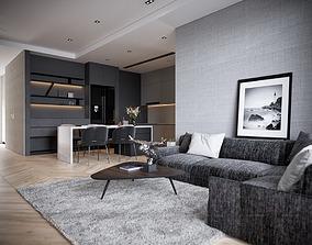 3D model Apartment Design 5