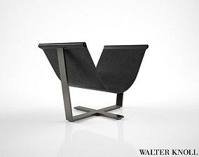 Walter Knoll Mason Newspaper rack 3D