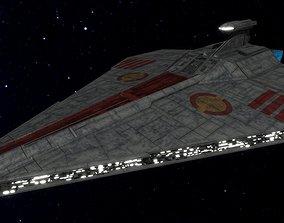 3D asset STAR WARS - ACCLAMATOR CLASS ASSAULT